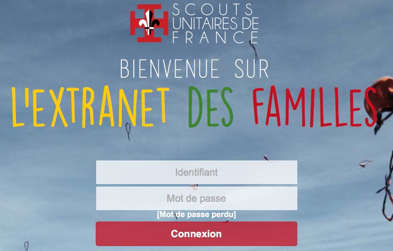 extranet-famille